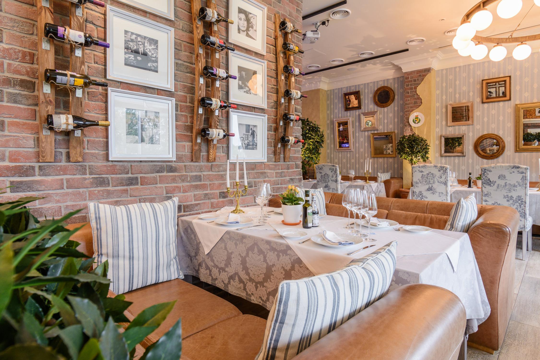 фотография Ресторана TARTUFO в ТЦ Dream House