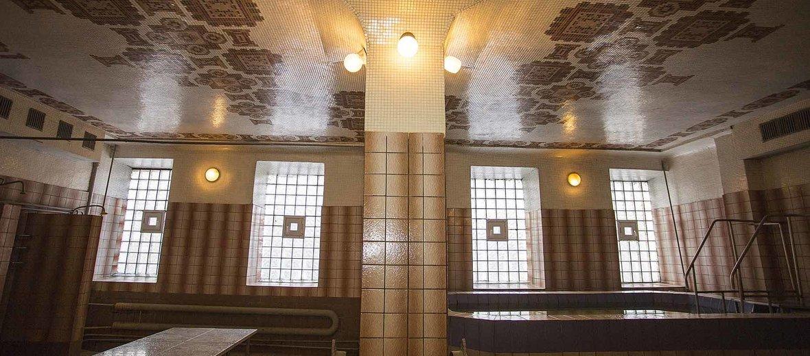 Фотогалерея - Измайловские бани на 6-й Парковой улице