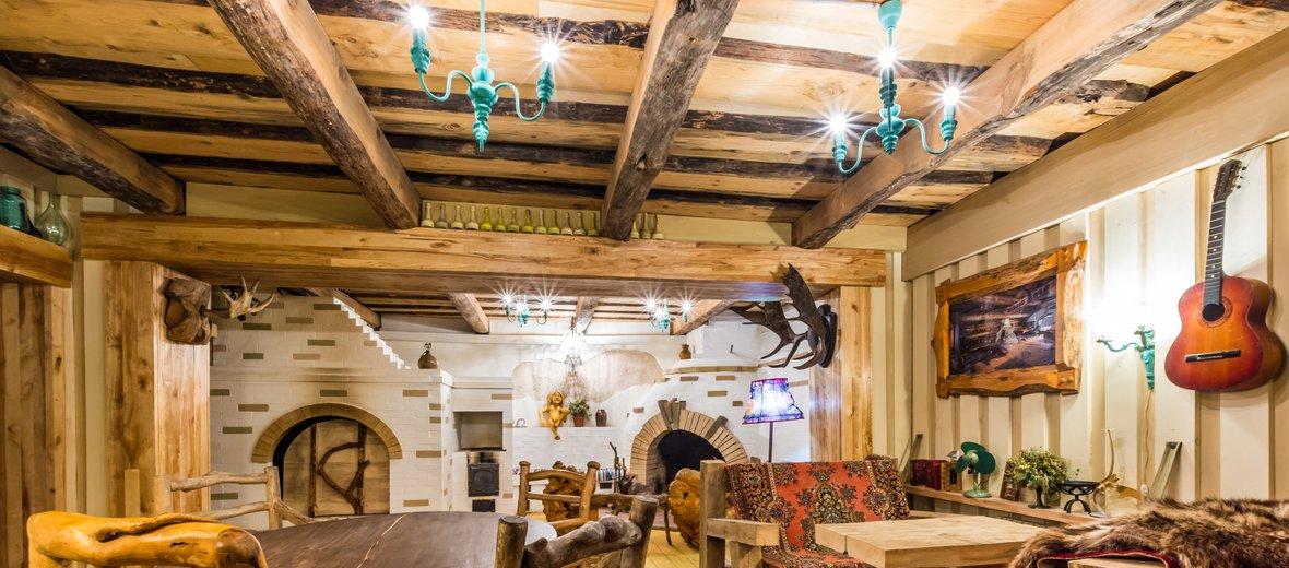 Фотогалерея - Русские бани на дровах в шале-отеле Таёжные дачи