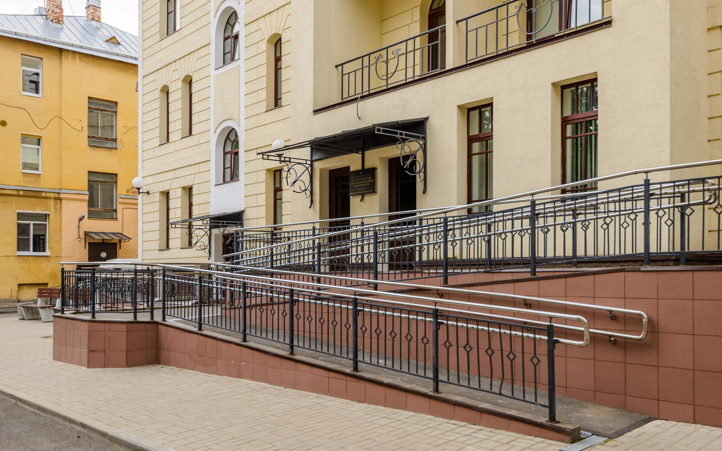 фотография Центра компьютерной томографии СПбНИИ фтизиопульмонологии на Политехнической улице