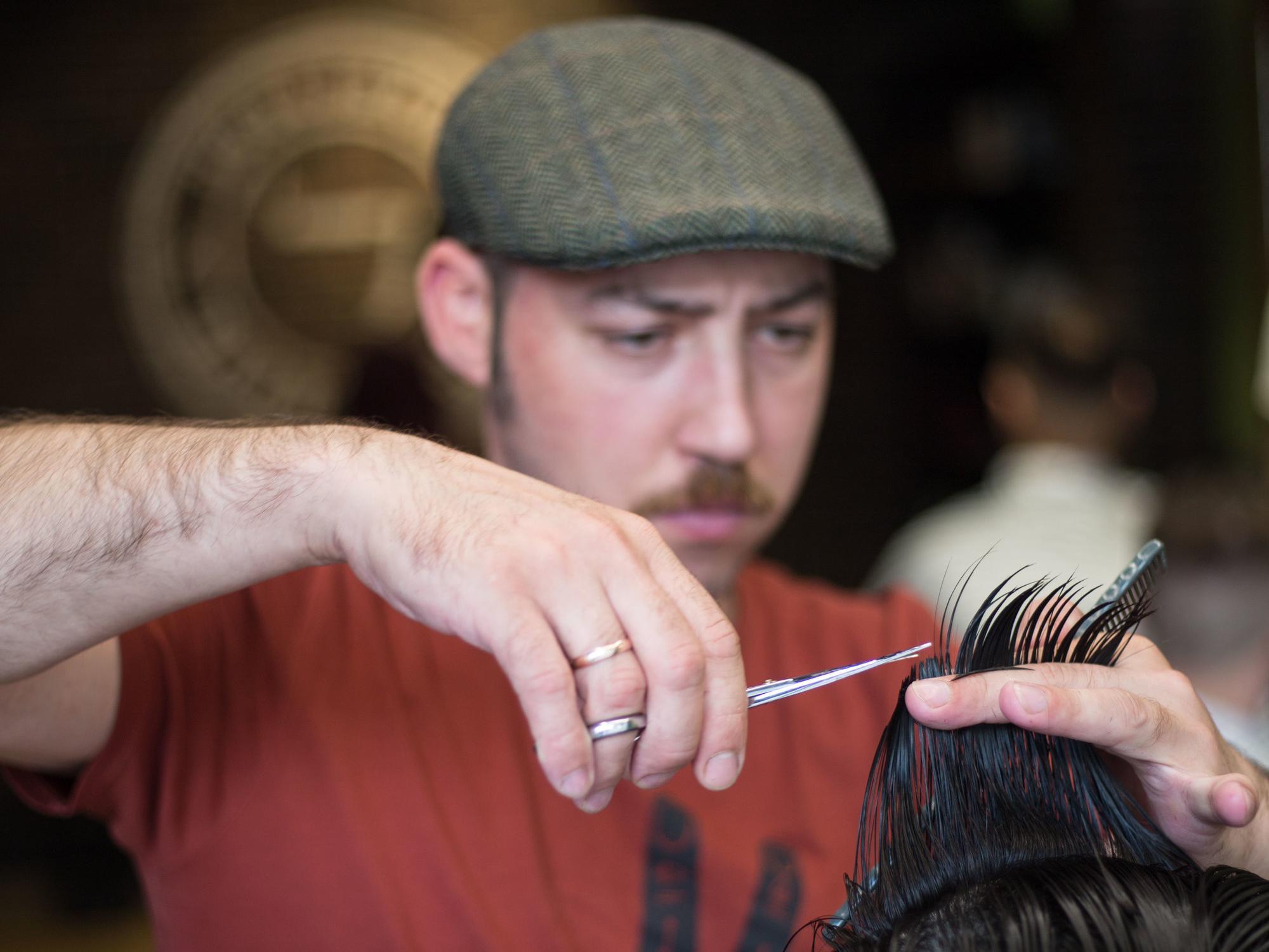 фотография Barbershop Hooligans на проспекте Октября