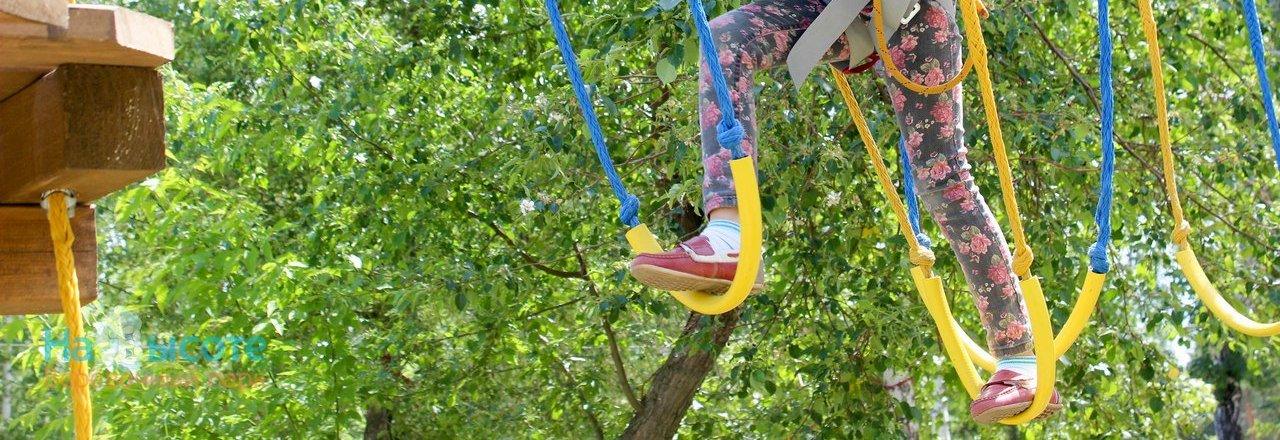 фотография Веревочного парка На Высоте на улице Андрианова