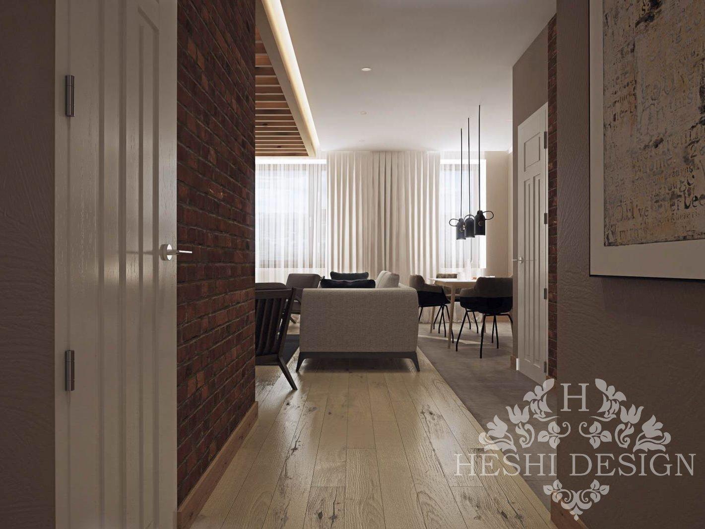 фотография Студии дизайна интерьера Heshi Design