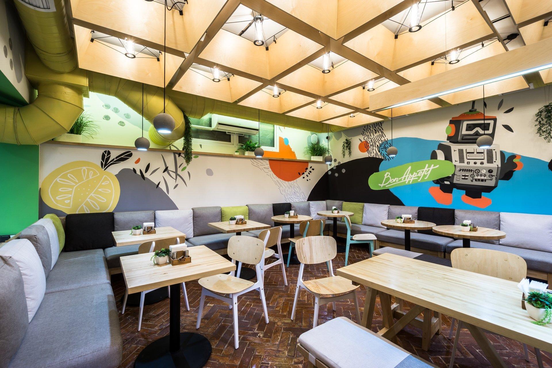 фотография Кафе ПораПоПицце в Марьино