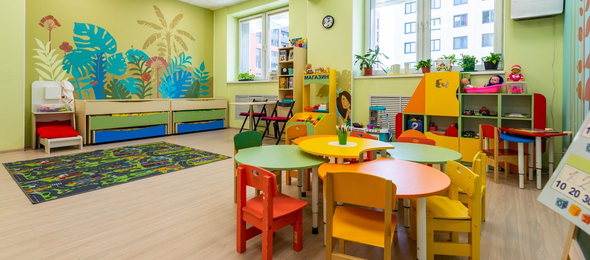 Фотогалерея - Частный детский сад Улыбка на проспекте Медиков