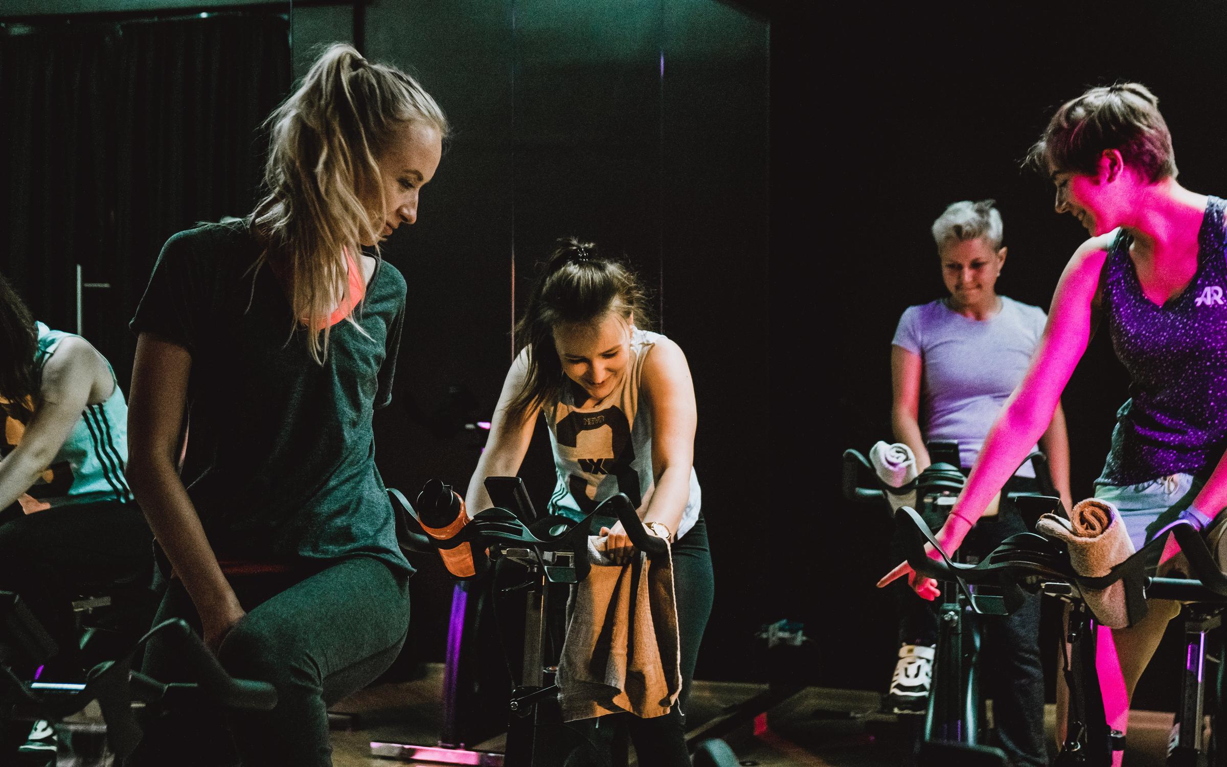 фотография Сеть студий персональных тренировок Pro Trener на Моховой улице