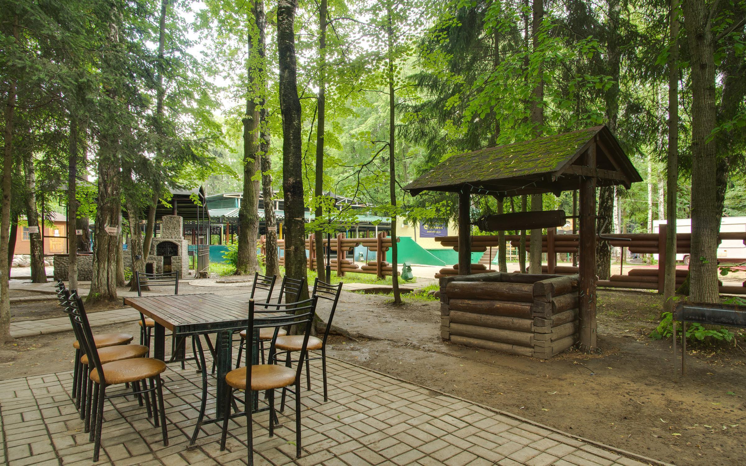 фотография Загородного клуба Солярис в Нагорном