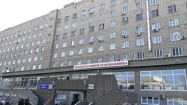 фотография Красноярская краевая клиническая больница на улице Партизана Железняка