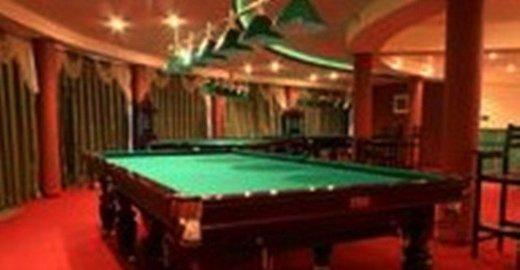 фотография Бильярдного клуба Глобус в гостинице Турист
