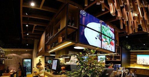 фотография Кафе-бара Урожай в Шереметьево, терминал E