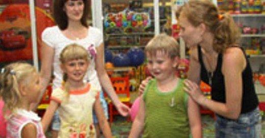 фотография Детский развлекательный центр Маячок в ТЦ Маяк
