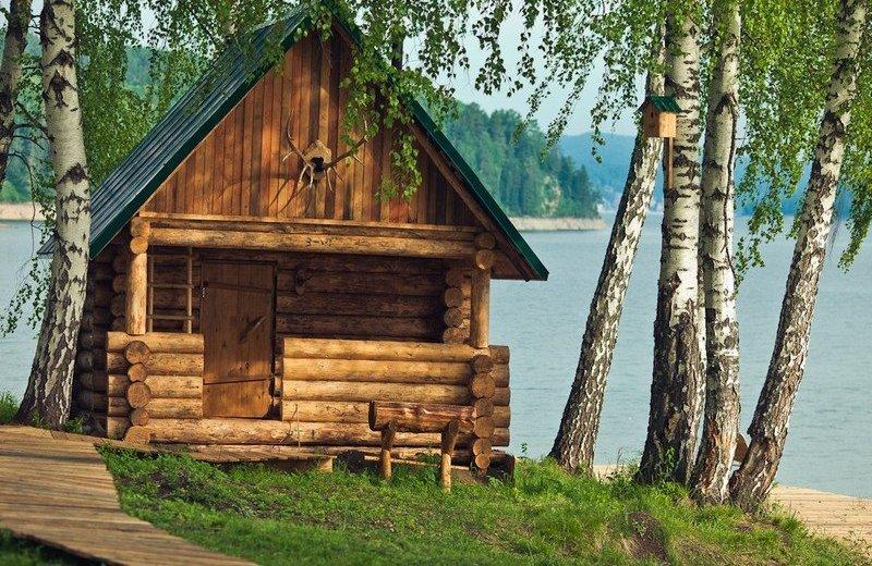 Фотогалерея - База отдыха Зурбаган на Красноярском море