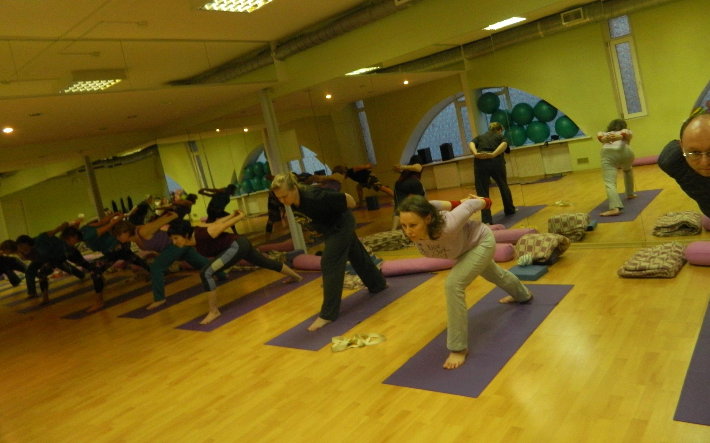 фотография Студии йоги Yoga-Energy на метро Проспект Ветеранов
