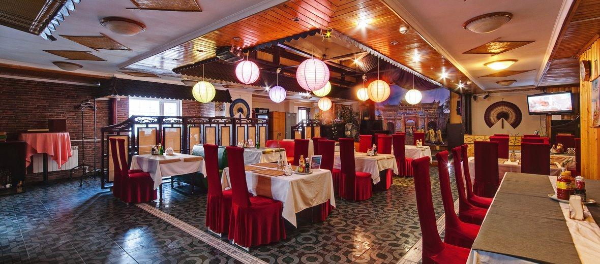 Фотогалерея - Ресторан вьетнамской кухни Бик-Кау на улице Клары Цеткин