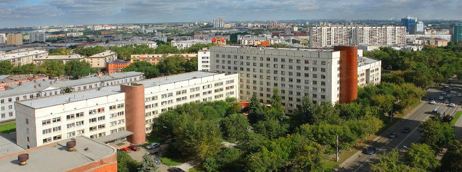 фотография Городской клинической больницы №1 на улице Воровского, 16 к 5б
