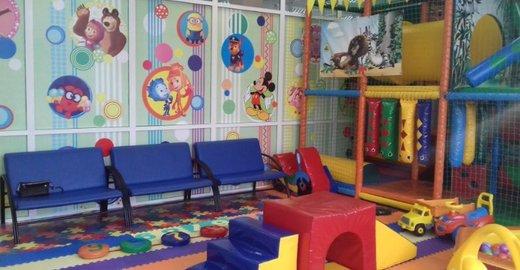 фотография Детский развлекательный центр Веселый жираф в ТЦ Утиный плёс