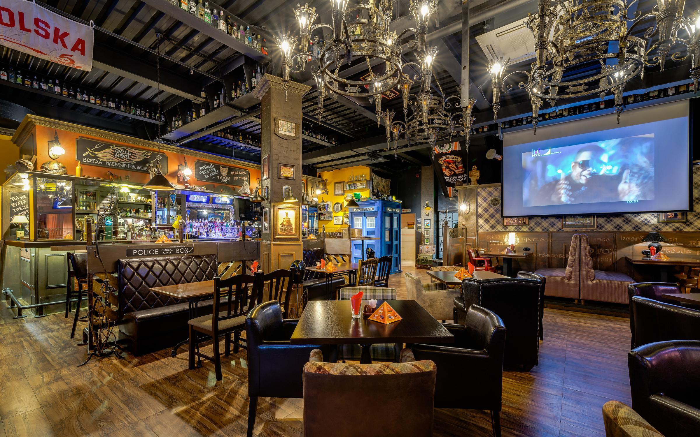 фотография Pub 21 в Семёновском переулке
