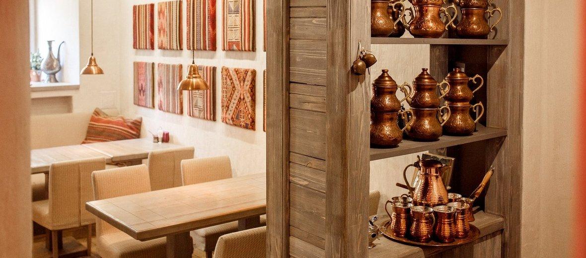 Фотогалерея - Кафе турецкой кухни Бардак на Маросейке