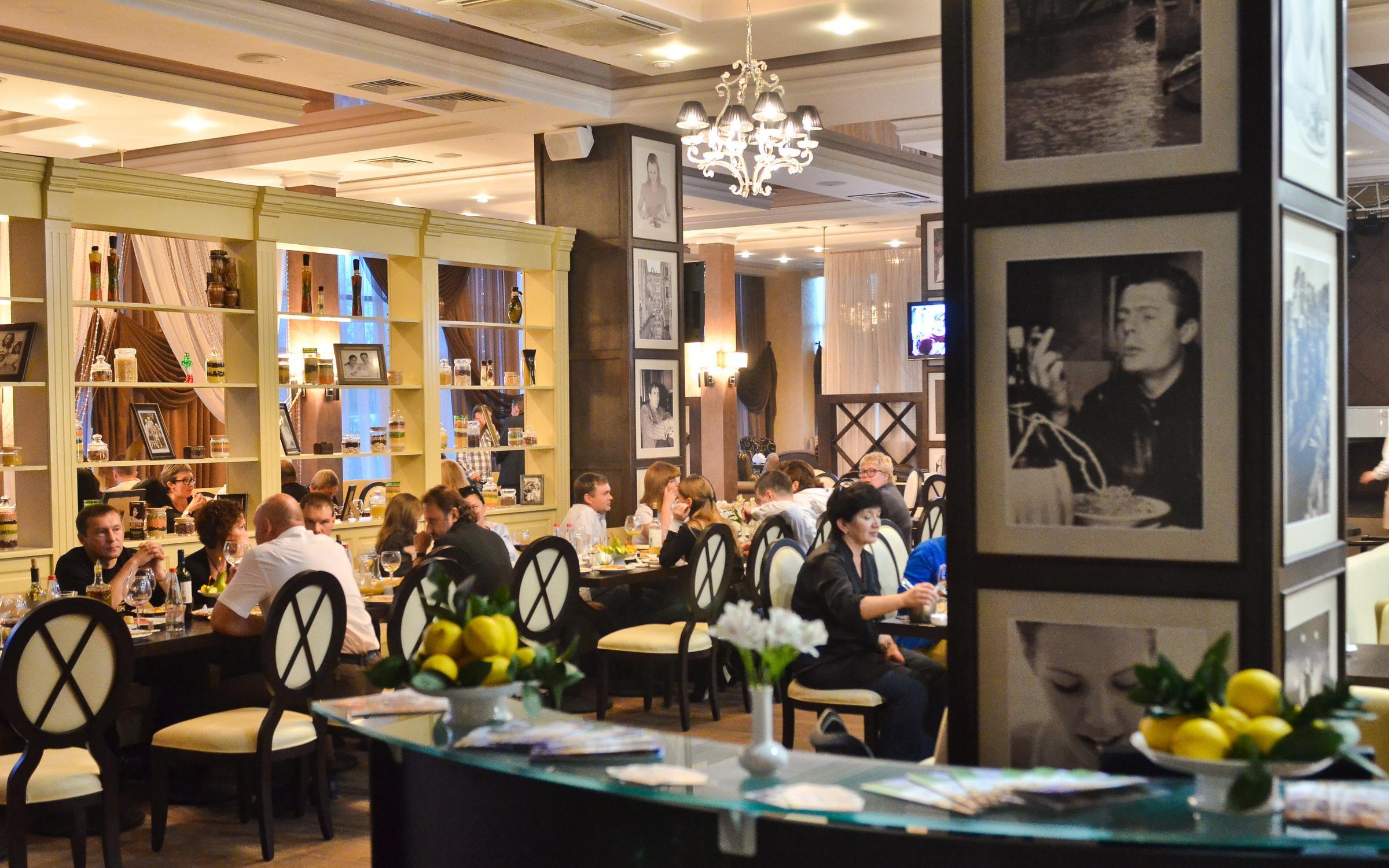 фотография Ресторана Мезонин
