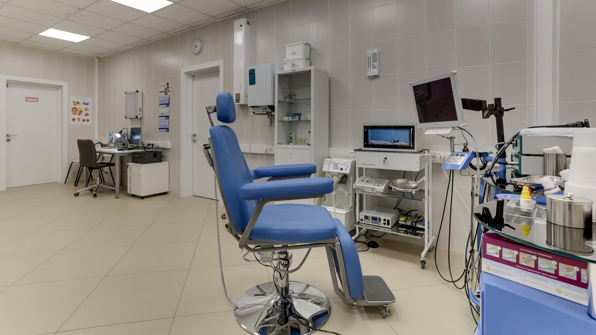 фотография ЛОР клиника номер 1 на Каховке