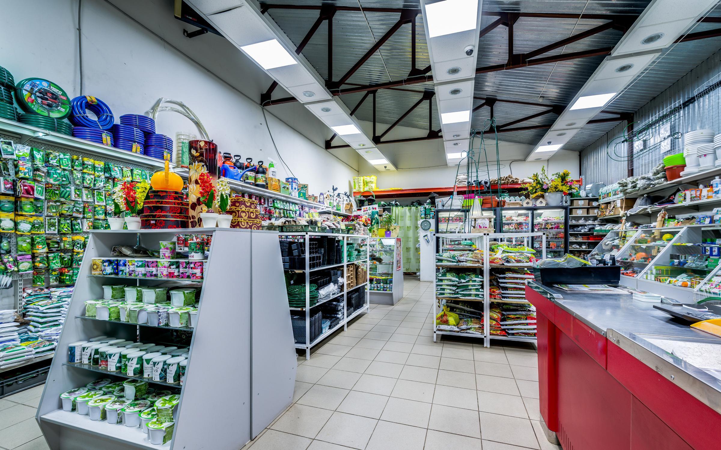 фотография Магазина товаров для сада и дачи Чистый мир