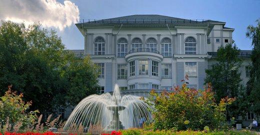 Детские поликлиника в городе хабаровске