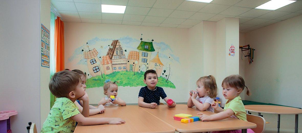 Фотогалерея - Детский центр Развитый ребенок на улице Цвиллинга