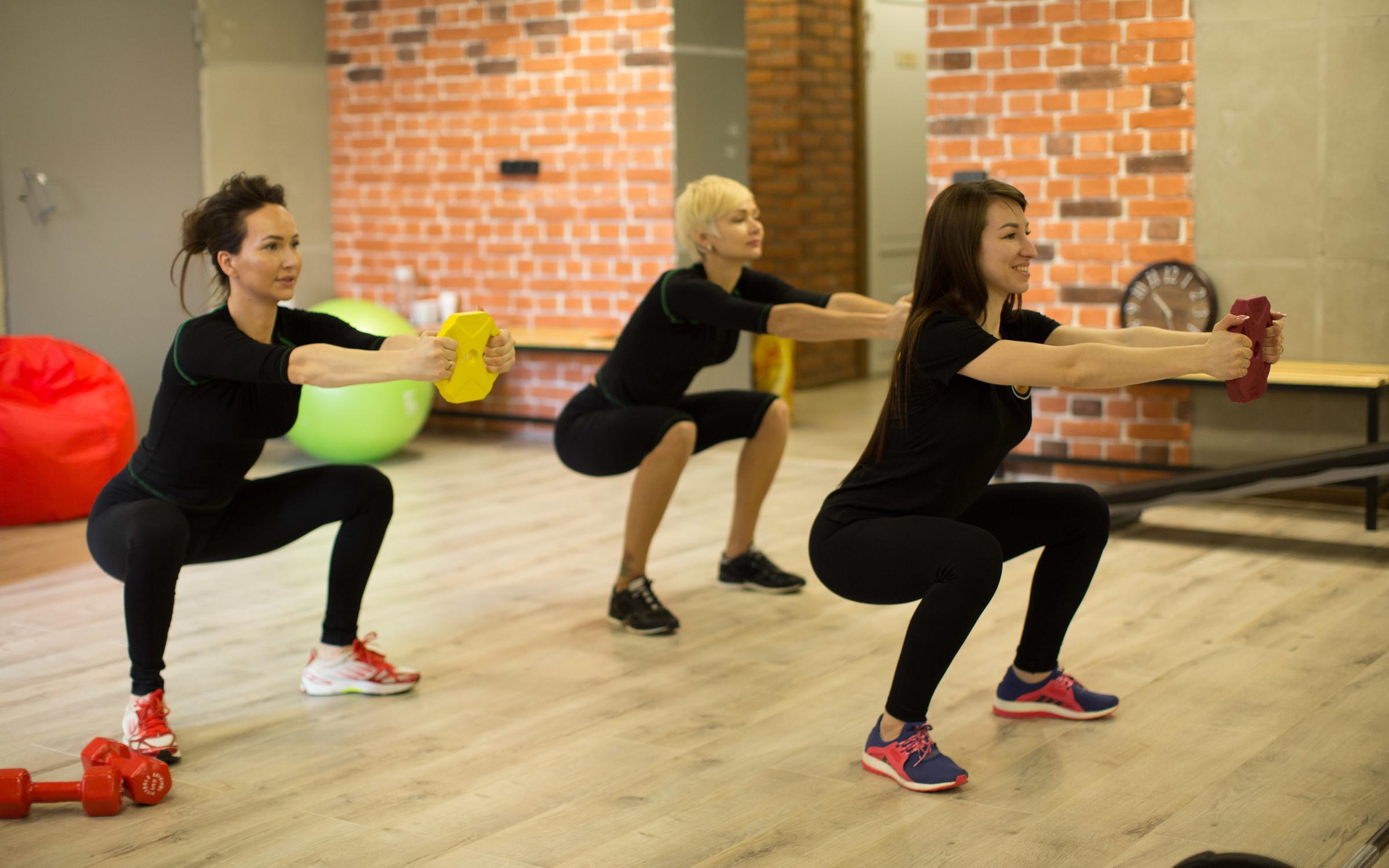 фотография Студия современного фитнеса Time Fitness на Татарской улице