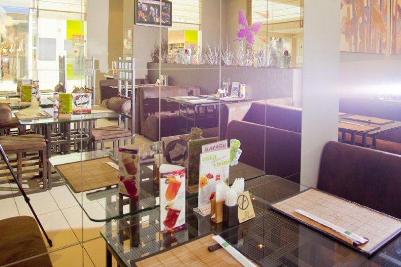 фотография Суши-ресторана Васаби в Приморском районе