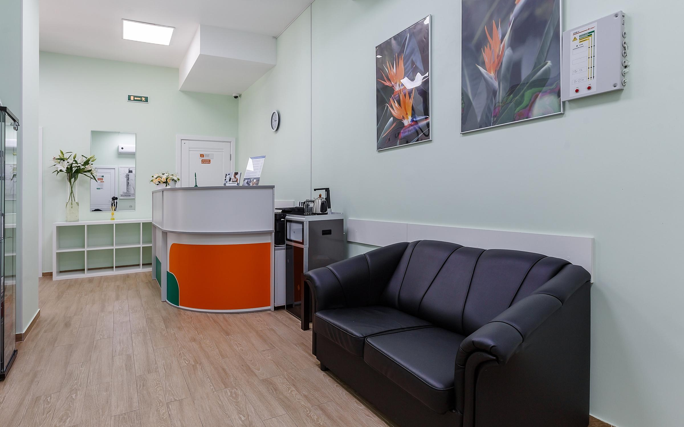 фотография Клиники лазерной гинекологии и косметологии Гинкос Меди на Кременчугской улице