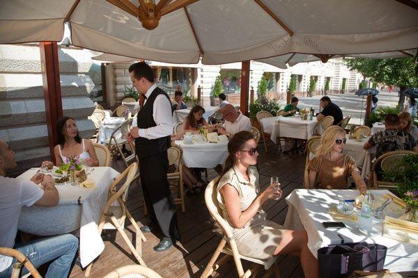 фотография Bosco Cafe на Красной площади