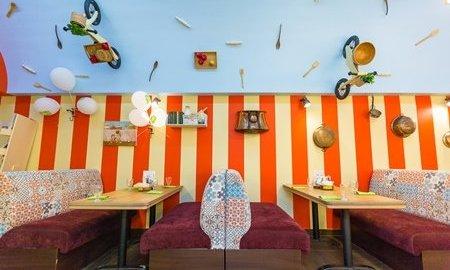 фотография Семейного кафе-кондитерской АндерСон в ТЦ Солнечный рай