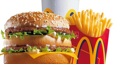 фотография McDonald's в ТЦ Французский бульвар