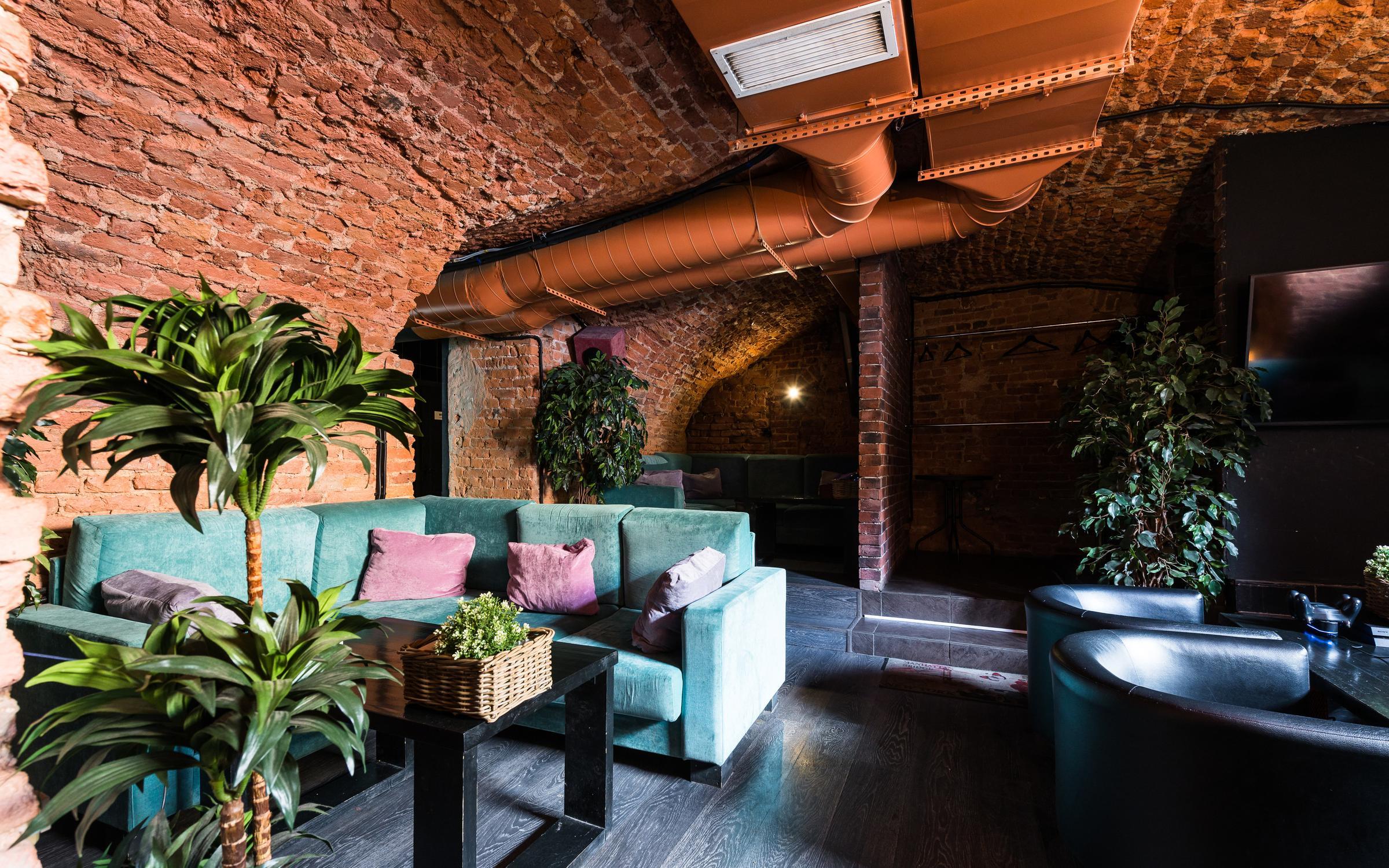 фотография Закрытого кальянного lounge Дом Сведенных Мостов в Мучном переулке