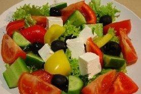 фотография Греческий салат