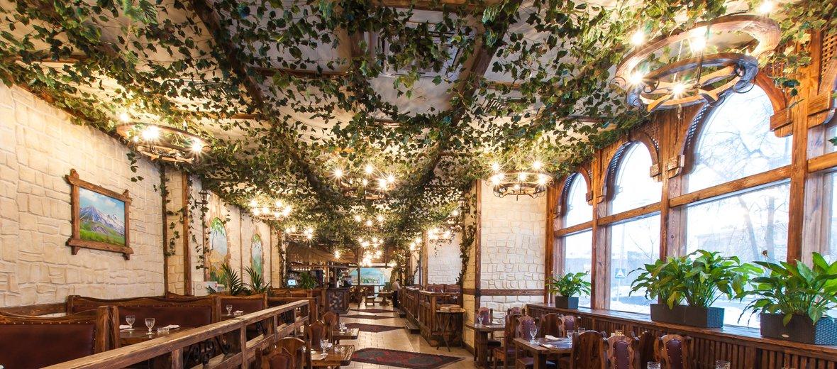Фотогалерея - Долина Солнца, рестораны