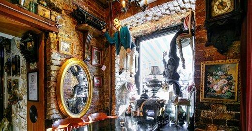 фотография Арт-кафе Сундук на Фурштатской улице