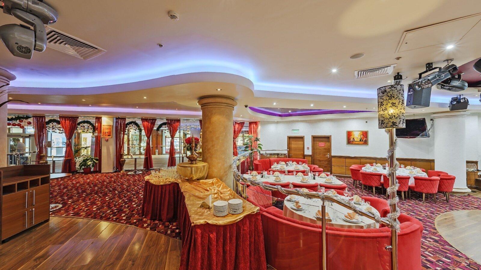 фотография Ресторана Fusion Plaza на Краснопресненской набережной