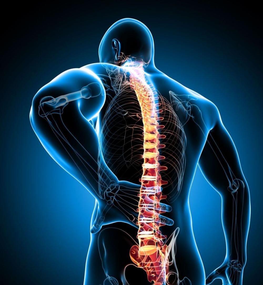 Что может вызывать боль в позвоночнике
