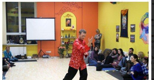 фотография Студии йоги Киев йога студия в Дарницком районе