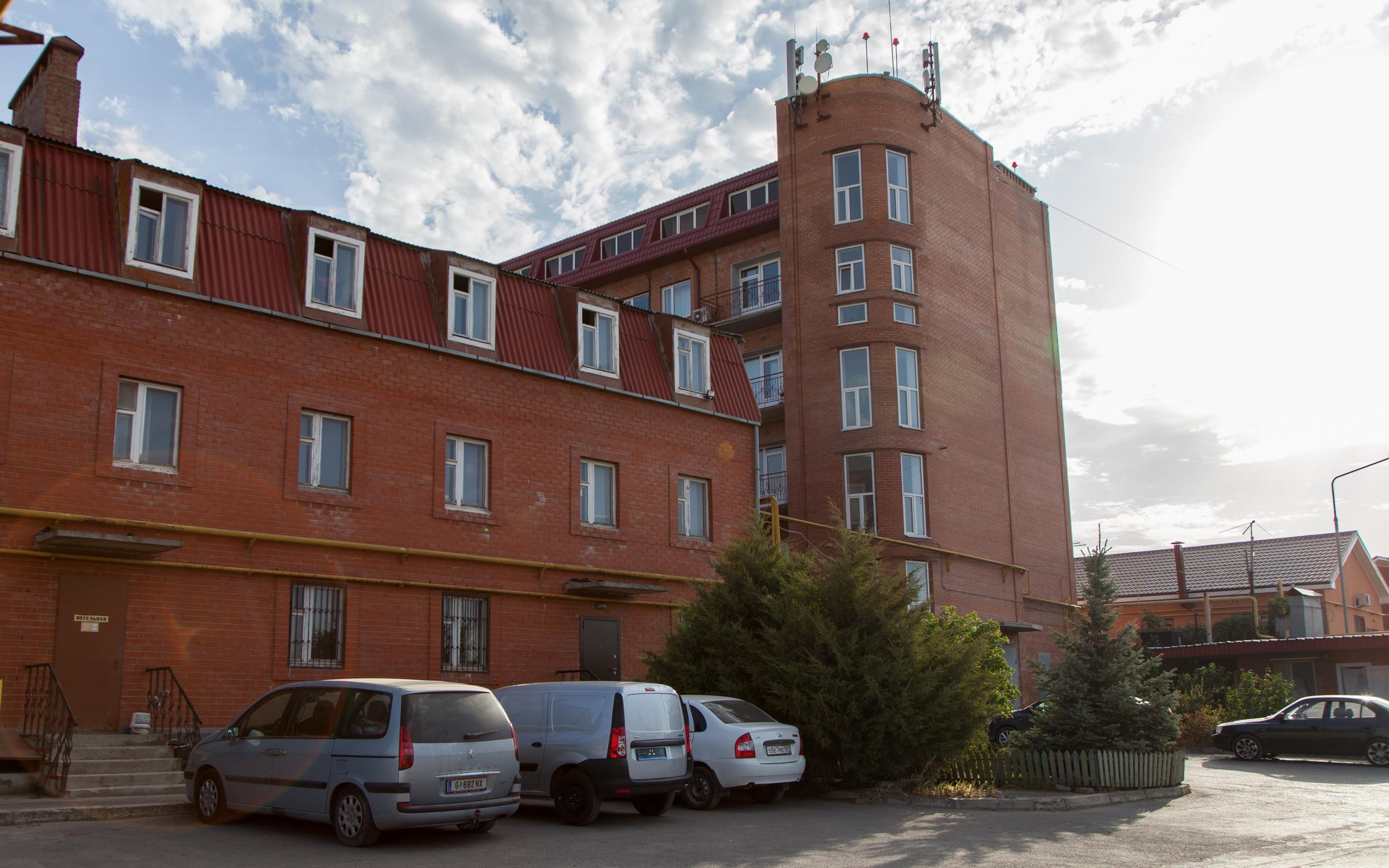 фотография Гостиницы Надежда на улице Вавилова