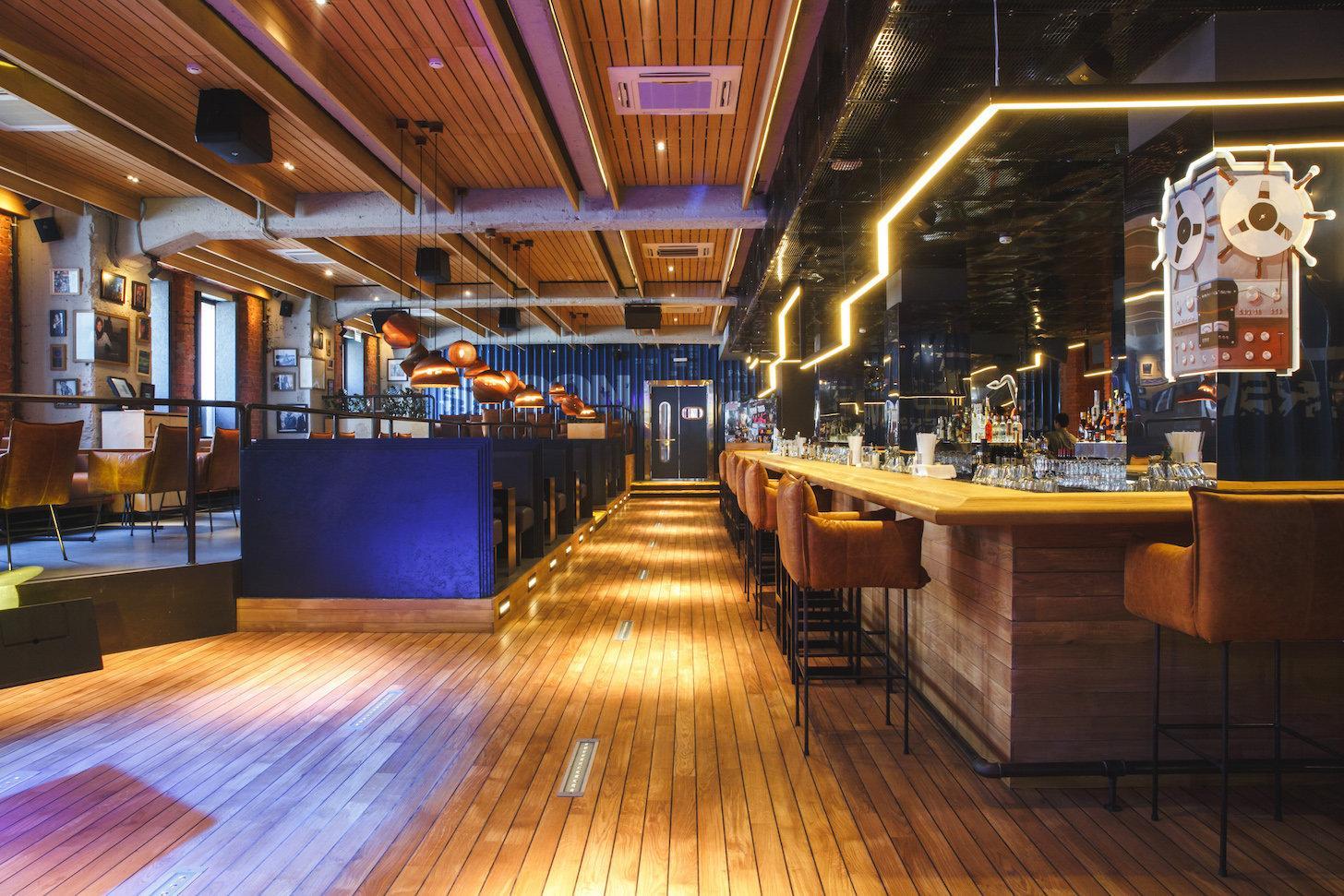 фотография Мумий Тролль music bar и ресторан ВЛАДИВОСТОК 3000 на Тверской улице
