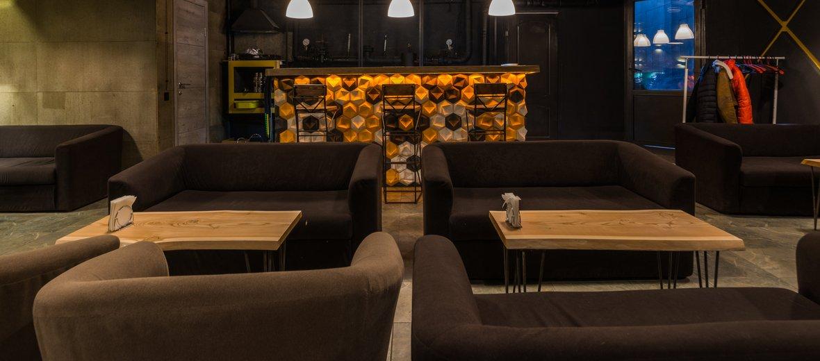 Фотогалерея - Кальянная Scarface Lounge на Красноармейской улице