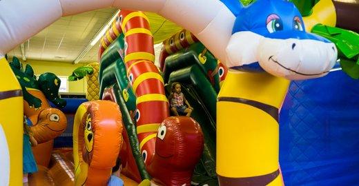 фотография Детского игрового городка Прыг-Скок на Октябрьской улице