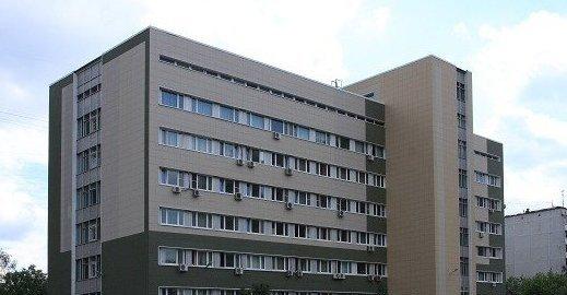 фотография Городской поликлиники №218 в проезде Шокальского