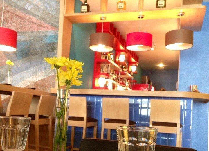 Фотогалерея - Лаунж-кафе RedBlu