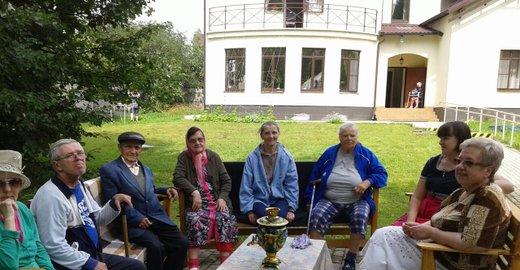 Нежинский дом престарелых вакансии орский дом интернат для престарелых и инвалидов
