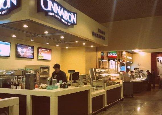 фотография Кафе-пекарни Синнабон в Домодедово