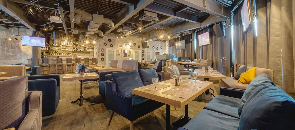 Фотогалерея - Ресторан Чабрец на Московском проспекте