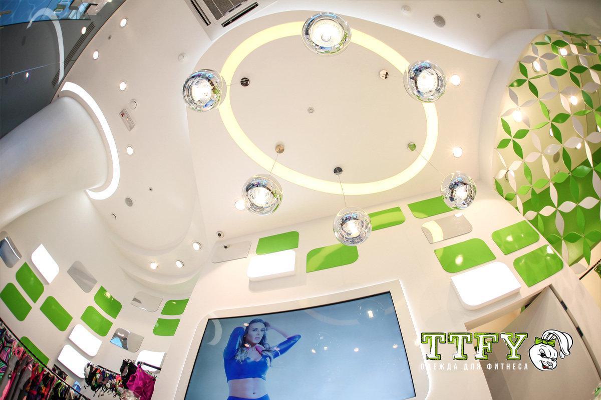 фотография Шоу-рум одежды для фитнеса TTFY в ТЦ Арма